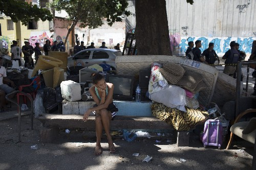 Brazil's income inequality hits highest since at least 2012