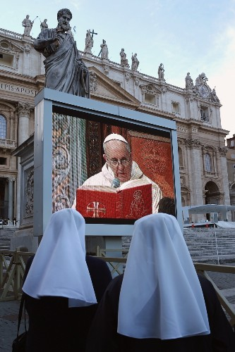 Pope Francis in Pictures