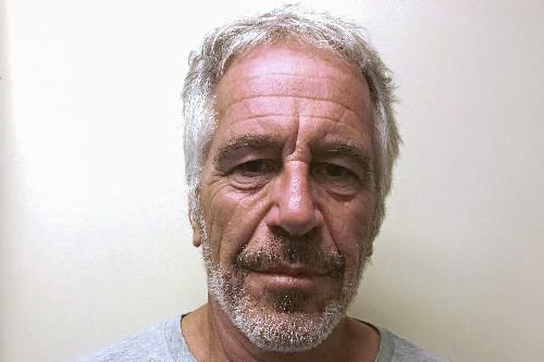 Jeffrey Epstein appeals bail denial in sex trafficking case