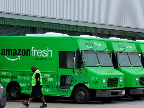 Amazon is about to open a bunch of grocery stores — and Kroger, Walmart, and Whole Foods should be terrified