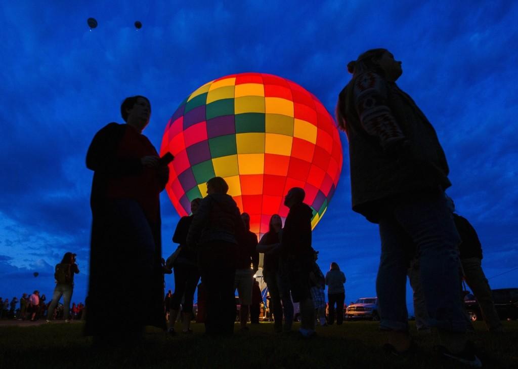 Albuquerque Balloon Festival: Pictures