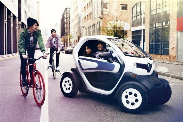 승용차 3분의 1 크기에 1~2인 탑승…'1인 가구 시대', 초소형 차량 온다