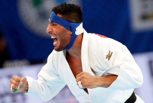 Judo: Iran suspended after pressurising fighter not to face Israeli
