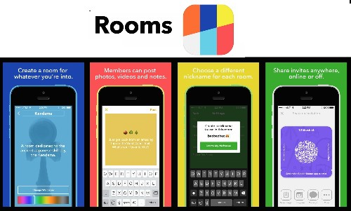 "Facebook Launches Pseudonymous App ""Rooms"" That Lets You Create Forums About Any Topic"