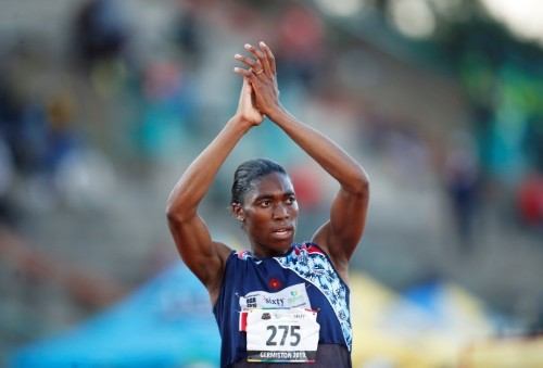 Athletics: Semenya wins 5,000m gold at South African Championships
