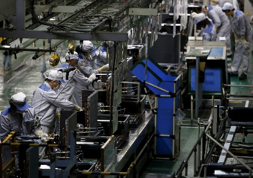 Japan's July factory output likely staged modest rebound: Reuters poll