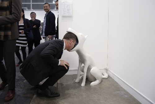 Art Basel in Hong Kong: Pictures