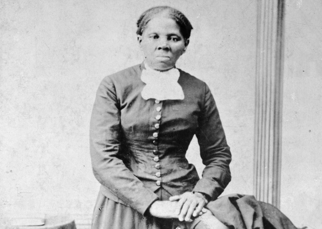 You have no idea how hardcore Harriet Tubman really was