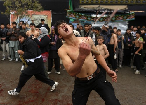 Ashura, Shiite Holy Day: In Pictures