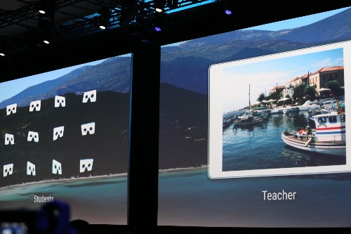 Google Launches 'Expeditions,' An App For Shared Virtual School Field Trips