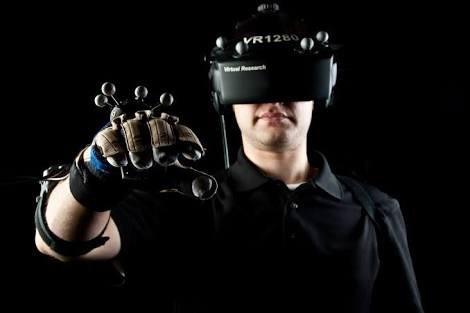 Virtual Realities - Magazine cover