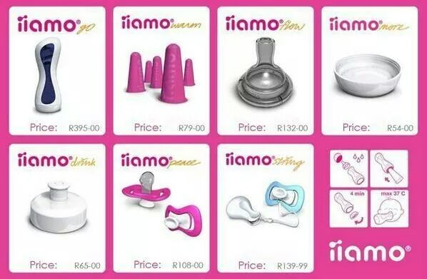 You and baby deserve treating yourselves with the convenience iiamo products provide. Share the NEWS! #iiamoSA #kids
