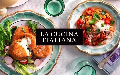 Segui La Cucina Italiana per un apporto quotidiano di cultura gastronomica