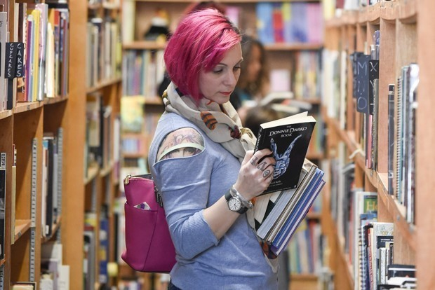 Indie Bookstores Embrace the Side Hustle