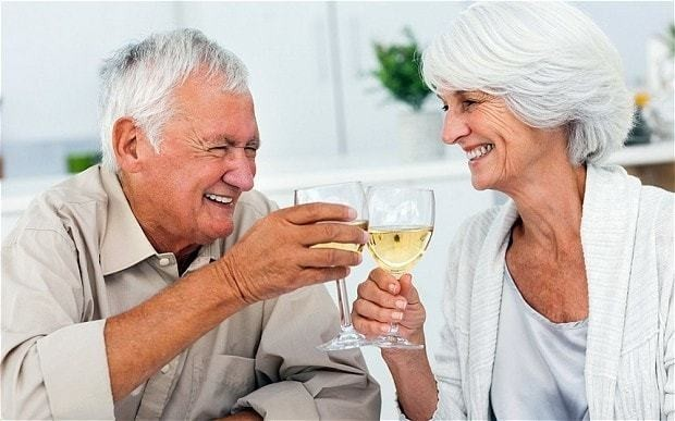 Is your grandmother a secret alcoholic?