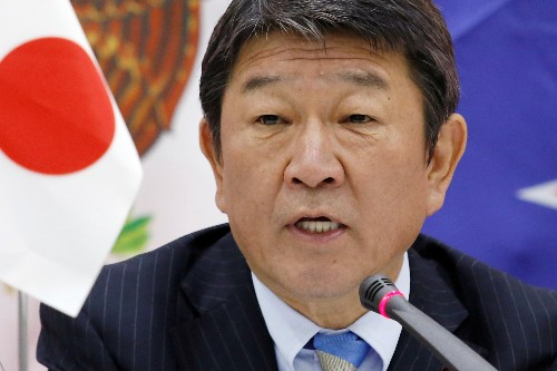 No sign Japanese consumers frontloading spending before sales tax hike: economy minister