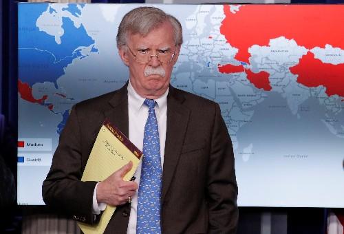 U.S. adviser Bolton promises India support after Kashmir attack