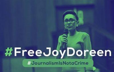 Arrest of KTN journalist Joy Doreen Biira in Uganda's Rwenzururu kingdom sparks outrage