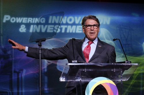 Energy executive pushed by Perry padded his military record