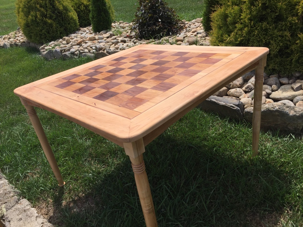 Get your game on! Chess or Checkers anyone?