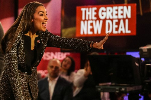 With $1 million donation, activists renew Green New Deal push in U.S. election