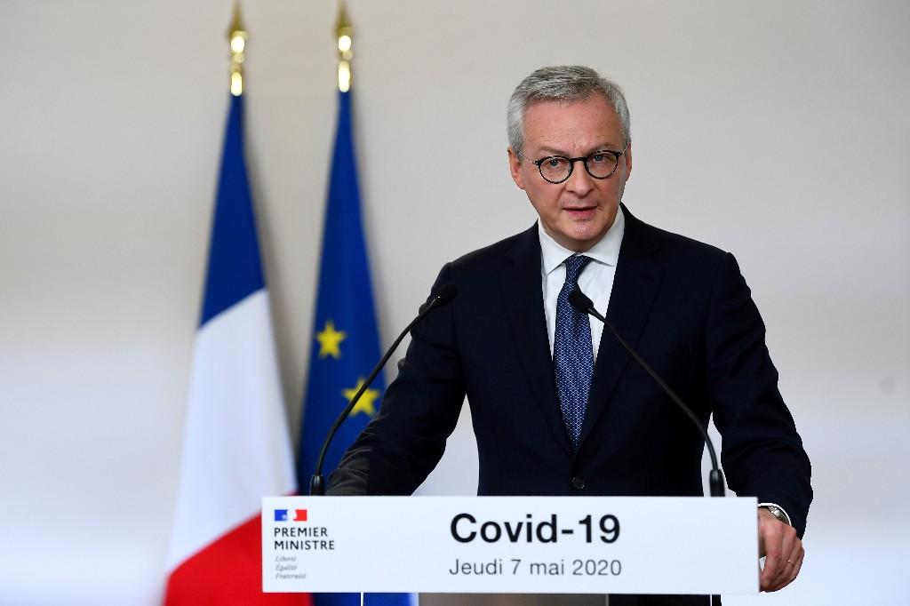 Staatshilfen in Coronakrise haben Frankreich 450 Milliarden Euro gekostet