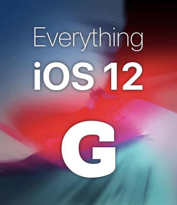 Everything iOS12 - cover
