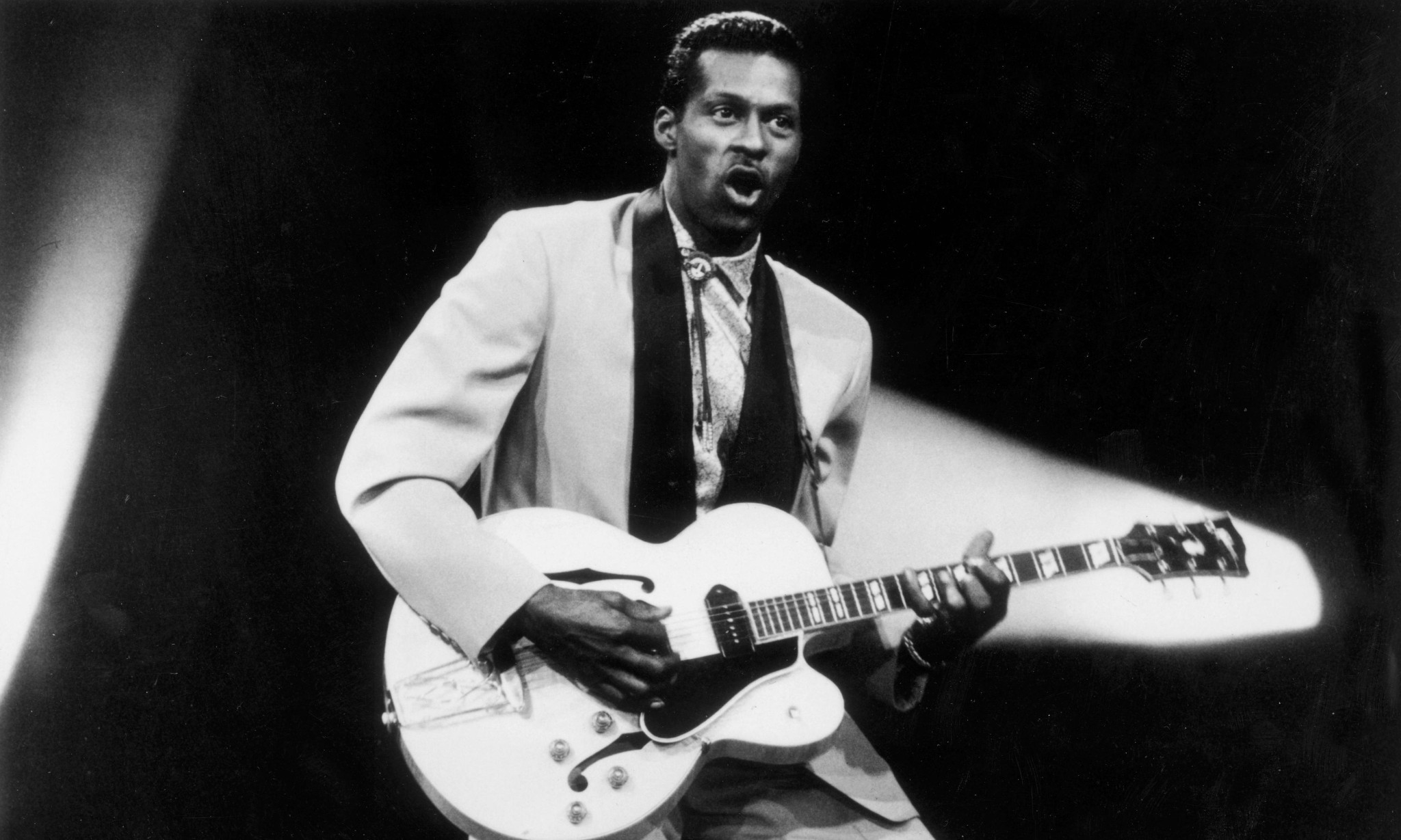 Chuck Berry: the rock'n'roller who wrote the soundtrack for teen rebellion