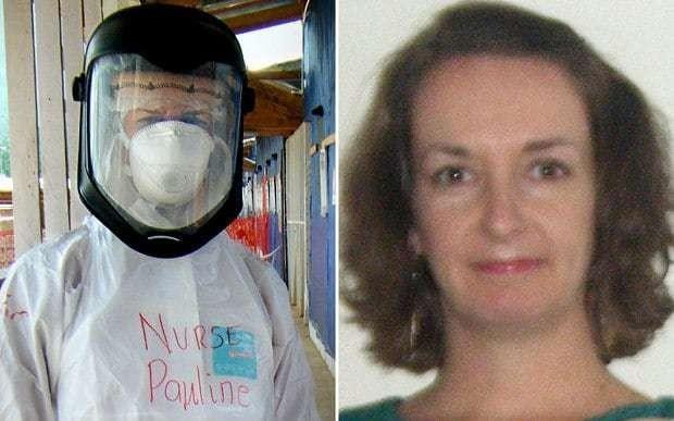 Ebola nurse Pauline Cafferkey set to remain critically ill 'for some time'
