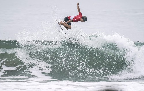 Olympics: Shonan the birthplace of Japan's modern surf culture