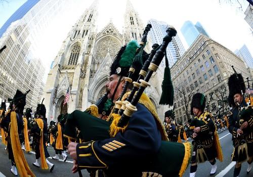 Celebrating St. Patrick's Day in Pictures