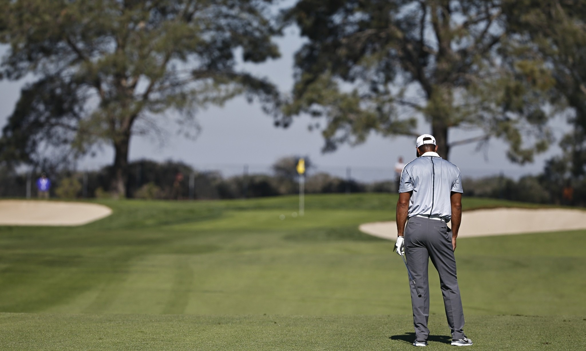 Tiger Woods is the embodiment of a spent-force sportsman