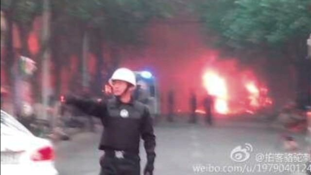 China launches terrorism crackdown
