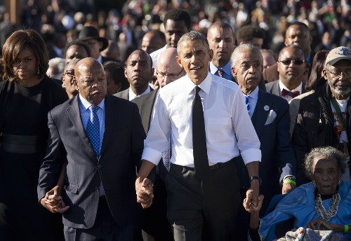 50th Anniversary of Bloody Sunday Marked in Selma