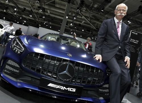 Automaker Daimler loses $1.3 billion on diesel, air bag woes