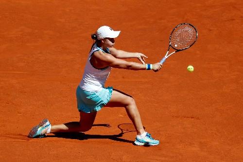 Tennis: Barty withdraws from Strasbourg International