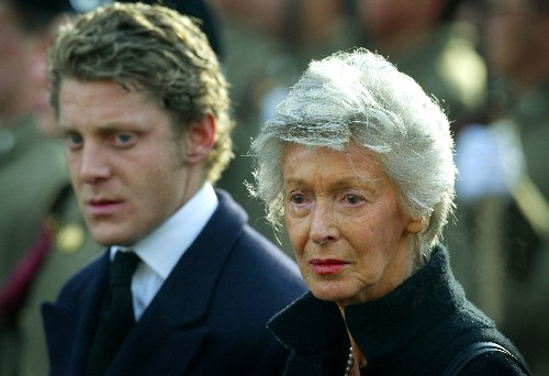 Widow of late Fiat Chairman Gianni Agnelli dies at 91