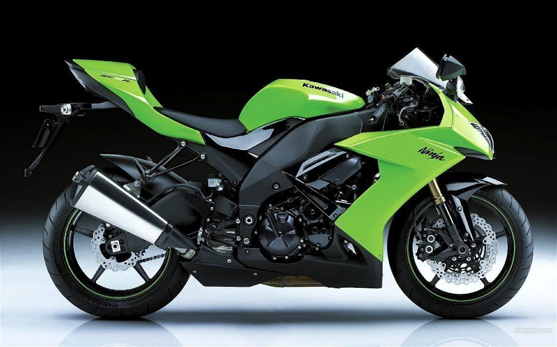 A Kawasaki !!!!!!