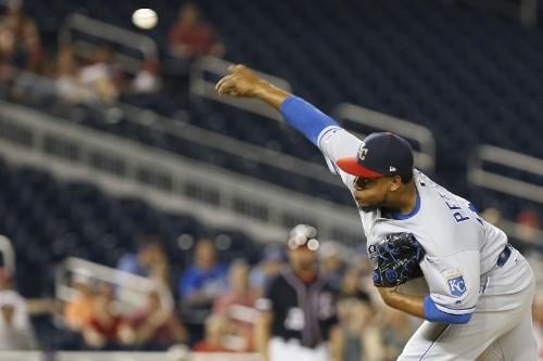 MLB notebook: Royals DFA Peralta after RHP, catcher clash