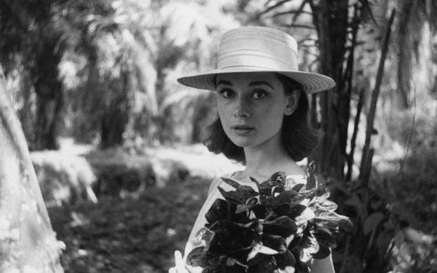 """Audrey Hepburn: Portraits of an Icon, National Portrait Gallery, review: ''truly hypnotic"""""""