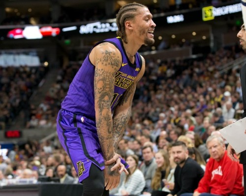 NBA suspends free agent Beasley for five games