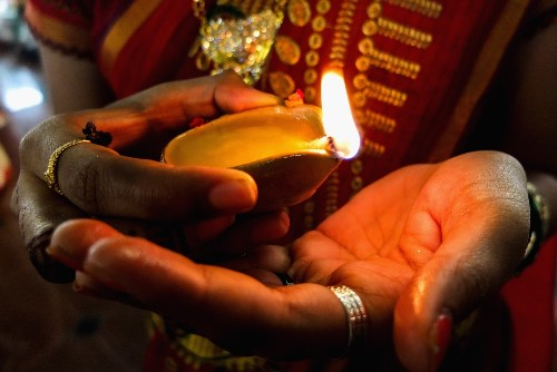 Diwali, the Hindu Festival of Lights, in Pictures