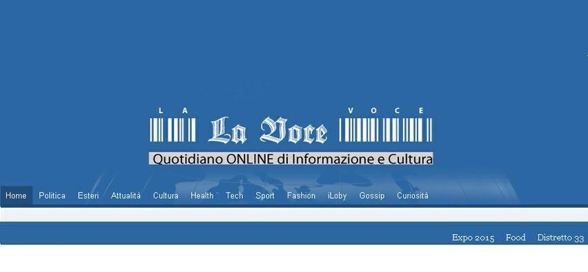 La Voce cover image