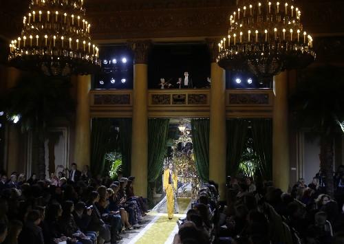 Milan Fashion Week Opens: Pictures