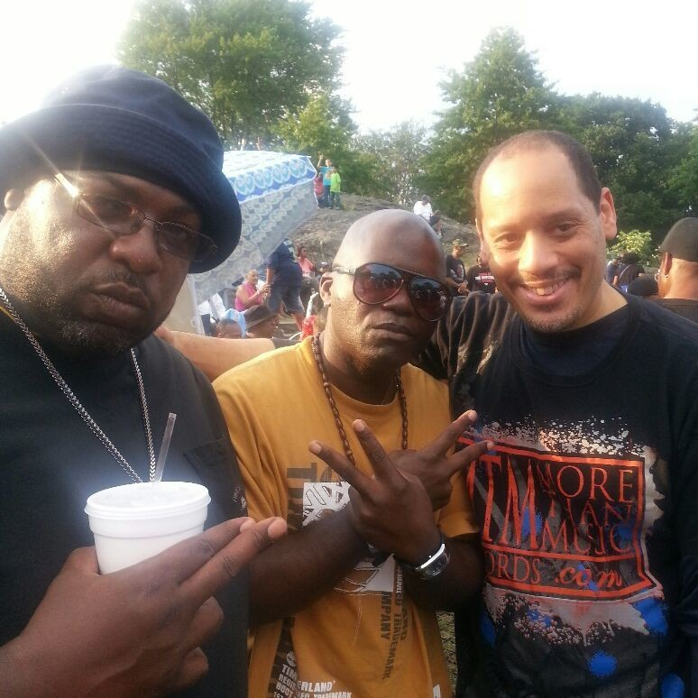 Flower Cool with the Legendary Grand wizard Theodore of the Fantastic 5 and Mr. Greg Turner.
