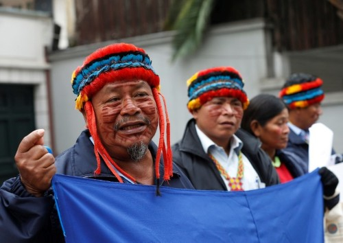 Peruvian indigenous group wins suit to block oil exploration in Amazonian region
