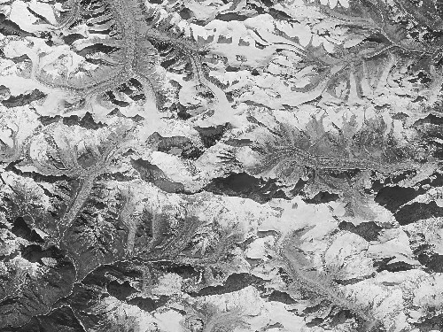 Old spy images reveal Himalayan glaciers are melting fast