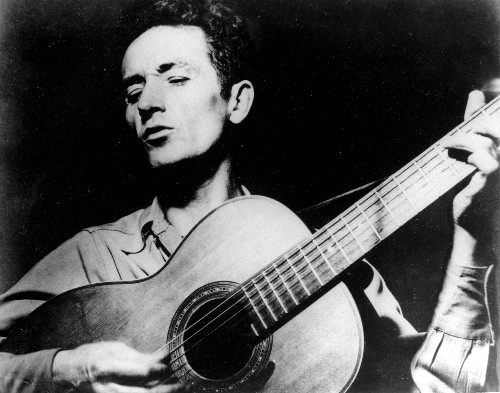 New York City concert to honor Oklahoma native Woody Guthrie