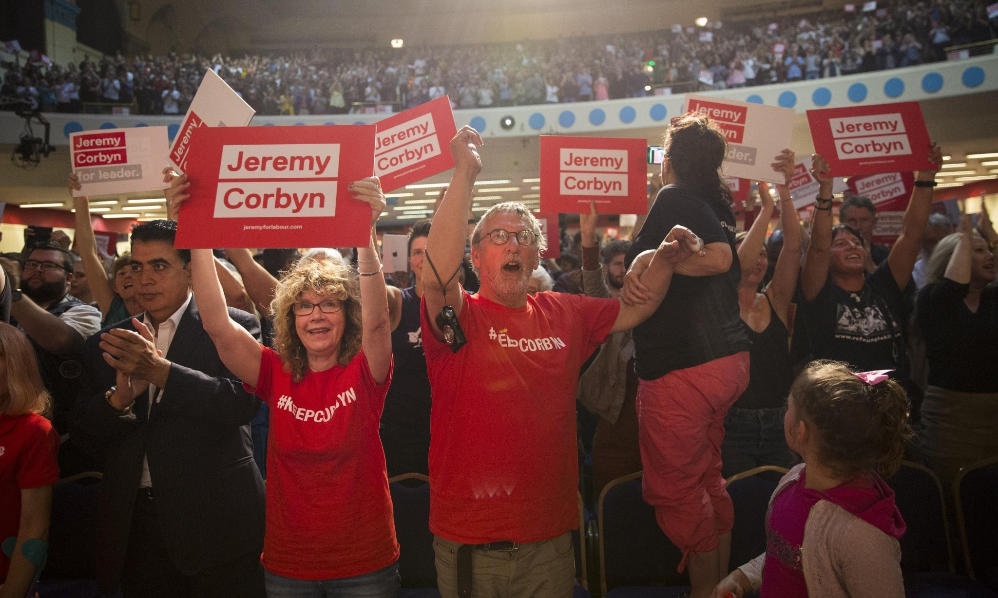 I fought the hard left in the 1980s. Now I'm backing Corbyn