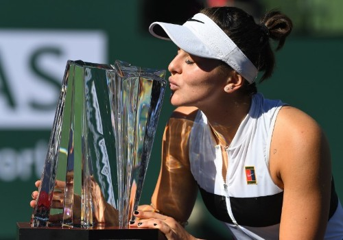 Tennis: Andreescu emerges as Canada's next great hope for Grand Slam glory